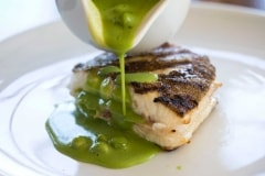 Dover sole in the late spring