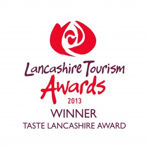 Lancashire Tourism Awards 2013 winners logo_Taste Lancashire Award